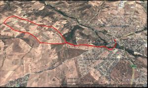 Mapa Méntrida 1
